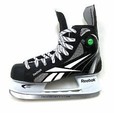 Reebok Hockey Skates Size Chart Reebok Xt Pro Pump Ice Hockey Skates Senior Size 10 5 D New