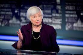 Janet Yellen clarifies inflation comments after roiling Wall Street