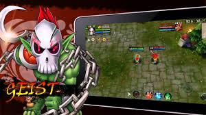 play dota or league of legends on your mobile phone hd youtube