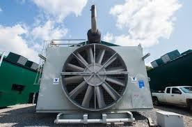 natural gas compressor station. joe ulrich/ witf permalink natural gas compressor station o