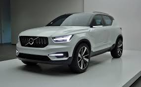 2018 volvo xc40 interior. contemporary 2018 2018 volvo xc40 review specs release and rumors for volvo xc40 interior