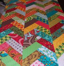 scrappy french braid quilts - - Yahoo Image Search Results | quilt ... & Braids Quilt by Golden Gate Quilts with link to free pattern on Moda's site. Adamdwight.com