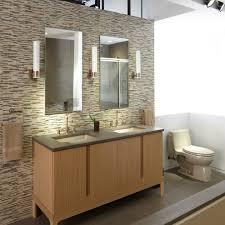 Bathroom Cabinets Next Chic Kohler Santa Rosa In Bathroom Contemporary With River Rock