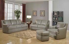 leather italia tulsa living room set in dark gray by leather italia 1444 9013 sofa