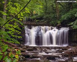Places to stay near ricketts glen. Exploring The Falls Trail At Ricketts Glen State Park