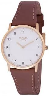 Женские <b>часы Boccia</b> Titanium <b>3254-02</b>