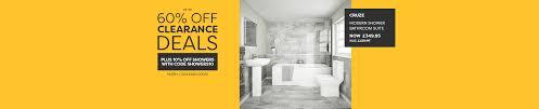 Victorian Plumbing | Online Bathroom Specialist | Clearance Event