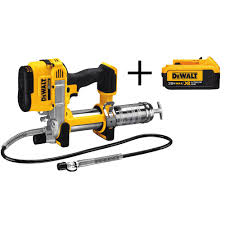 dewalt air compressor home depot. 20-volt max lithium ion cordless grease gun (tool-only) with bonus dewalt air compressor home depot s