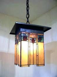 chandelier craftsman style craftsman mission chandeliers