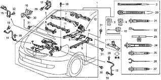 2008 honda fit engine wire harness diagram