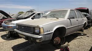 1984 Chevy Citation Ii 5 Door Hatchback Junkyard Find