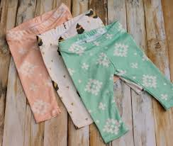 Baby Leggings Pattern Stunning DIY Free Baby Leggings Pattern Sewing DIY Christmas Baby Gifts