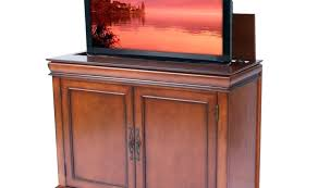tv lift cabinet diy lift cabinets cabinet pleasant for living room alarming outdoor flat screens