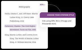 citation machine format generate
