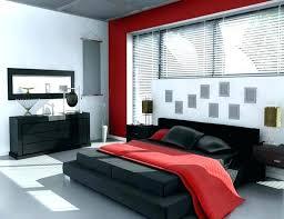 Red And Black Living Room Black Bedroom Ideas Inspiration For Master ...