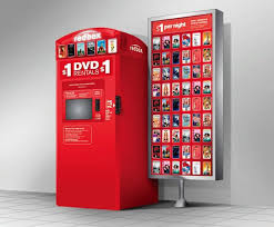 Dvd Vending Machine Business Interesting Redbox Now Controls More Than 48% Of Home Video Disc Rentals Variety