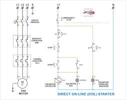 wiring diagram of auto wiring wiring diagrams dol starter wiring diagram
