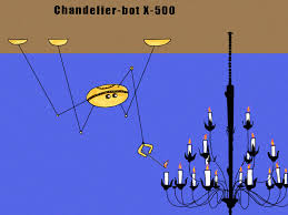 how do you spell chandelier