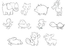 Free Printable Animal Coloring Pages Animal Coloring Pages Free Farm