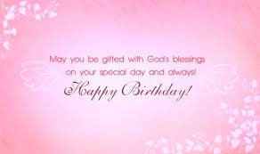Birthday Blessing Quotes New The 48 Happy Birthday Blessings WishesGreeting