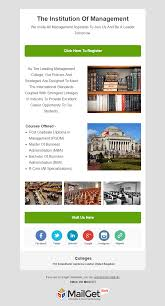 College Templates 11 Best Educational Email Templates For Learning Hubs