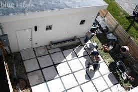 square concrete paver patio. Modern Concrete Paver Patio Square P