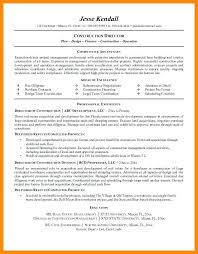 Objective For Construction Resume Best of Resume Objective Examples For Construction Construction Management