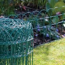 metal border fence