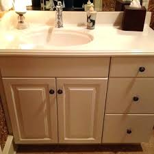 bathroom vanity with left offset sink allows for more counter space and standard size right top