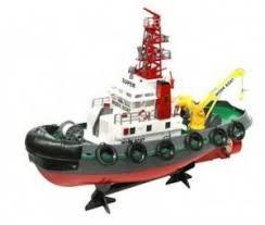 <b>Радиоуправляемый буксир Heng</b> Long Seaport Work Boat 2.4GHz ...