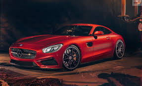The all-new 2016 Mercedes-AMG GT will appeal to all the sports car ...