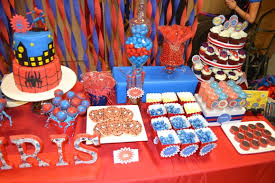 Spiderman Birthday Party Ideas For Your Boy Isomeriscom House