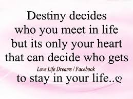 Destiny Love Quotes