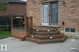 simple plans small midheight single level deck for small deck plans l