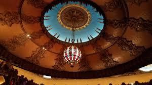 the fox theatre fabulous fox theatre center hung chandelier