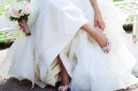 Finding The Perfect Shoes To Match Your Wedding Dress Articles