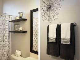 Decorative Accessories For Bathrooms Dazzling Black And White Bathrooms Design Ideas Decor And