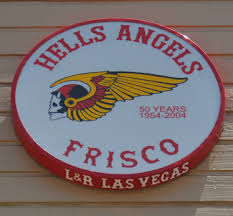 Image result for hells angels frisco