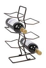 standing wine rack. Finnhomy 6 Bottle Wine Rack Holder Free Standing Storage Rac.