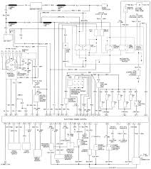 ЭРектросхемы ford taurus ford taurus sho mercury sable 1986 1995 Рисунок 2 6 cylinder engine control wiring diagram 1986 vehicles