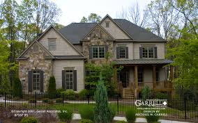 Exellent Exterior Colonial House Design F Plan 07257 Front Elevation Traditional Style Inside Inspiration