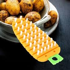 <b>Multi</b>-<b>functional</b> Cleaning <b>Fruit Vegetable Brush</b> Tool Potato Kitchen ...