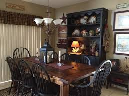 Love This Dining Room  Home Decor Pinterest Primitives And - Country dining rooms