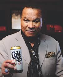 Billy Dee Williams Returns as Pitchman for New Colt 45 Campaign | Brewbound
