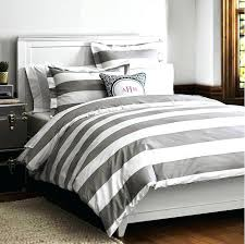 gray and white striped bedding grey striped bedding sets designs gray and white striped bedspread