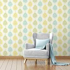 teal wallpaper fine decor tree green teal wallpaper tree teal kitchen wallpaper border