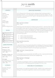 Legal Cv Template Uk Free Download In Ms Word From How To Write A