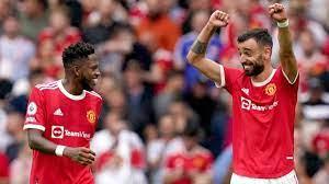 مانشستر يونايتد يفوز بخماسية في الأسبوع الأول من الدوري الانجليزي