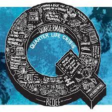 quartermaine quarter life crisis silver vinyl lp quartermaine quarter life crisis silver vinyl lp