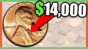 Penny Values Chart 2017 How Much Is A 1946 Penny Worth Rare Pennies Worth Money
